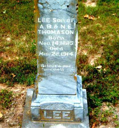 THOMASON, LEE - Boone County, Arkansas | LEE THOMASON - Arkansas Gravestone Photos