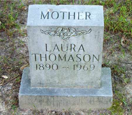 THOMASON, LAURA - Boone County, Arkansas | LAURA THOMASON - Arkansas Gravestone Photos