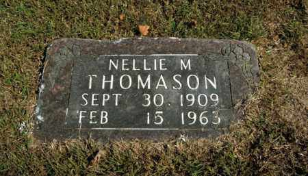 THOMASON, NELLIE M. - Boone County, Arkansas | NELLIE M. THOMASON - Arkansas Gravestone Photos