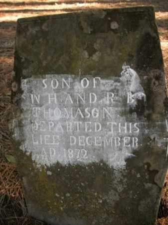 THOMASON, SON - Boone County, Arkansas | SON THOMASON - Arkansas Gravestone Photos