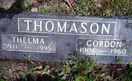 THOMASON, THELMA - Boone County, Arkansas | THELMA THOMASON - Arkansas Gravestone Photos
