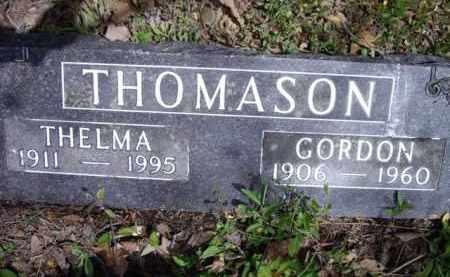 THOMASON, GORDON - Boone County, Arkansas | GORDON THOMASON - Arkansas Gravestone Photos