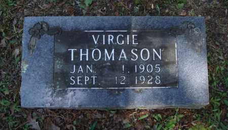 THOMASON, VIRGIE - Boone County, Arkansas | VIRGIE THOMASON - Arkansas Gravestone Photos