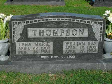 THOMPSON, LENA  MARIE - Boone County, Arkansas | LENA  MARIE THOMPSON - Arkansas Gravestone Photos