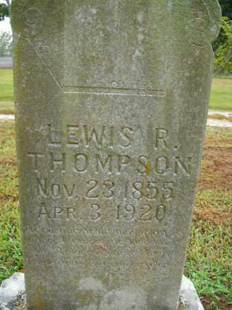 THOMPSON, LEWIS R. - Boone County, Arkansas | LEWIS R. THOMPSON - Arkansas Gravestone Photos