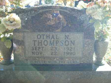THOMPSON, OTHAL NATHAN - Boone County, Arkansas | OTHAL NATHAN THOMPSON - Arkansas Gravestone Photos