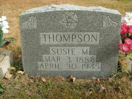 THOMPSON, SUSIE M. - Boone County, Arkansas | SUSIE M. THOMPSON - Arkansas Gravestone Photos