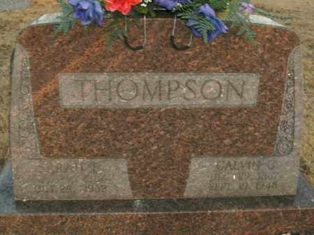 THOMPSON, SARAH E. - Boone County, Arkansas | SARAH E. THOMPSON - Arkansas Gravestone Photos