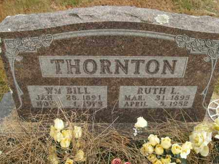 THORNTON, RUTH ANN - Boone County, Arkansas | RUTH ANN THORNTON - Arkansas Gravestone Photos