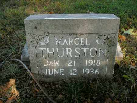 THURSTON, MARCEL - Boone County, Arkansas | MARCEL THURSTON - Arkansas Gravestone Photos