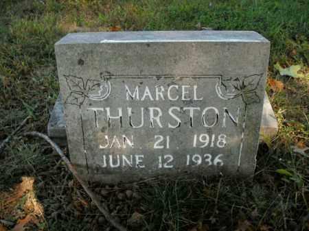 THURSTON, MARCEL - Boone County, Arkansas | MARCEL THURSTON - Arkansas Gravestone Photos