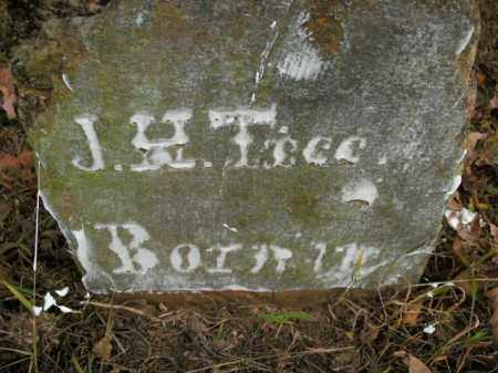 TICE, J.H. - Boone County, Arkansas | J.H. TICE - Arkansas Gravestone Photos