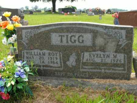 TIGG, WILLIAM ROY - Boone County, Arkansas | WILLIAM ROY TIGG - Arkansas Gravestone Photos