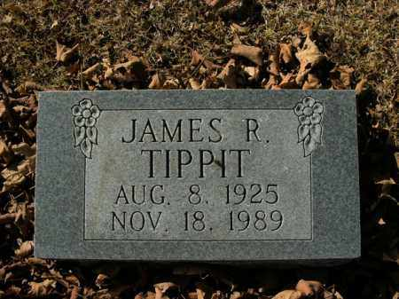 TIPPIT, JAMES ROBERT - Boone County, Arkansas   JAMES ROBERT TIPPIT - Arkansas Gravestone Photos