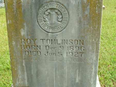TOMLINSON, ROY - Boone County, Arkansas | ROY TOMLINSON - Arkansas Gravestone Photos