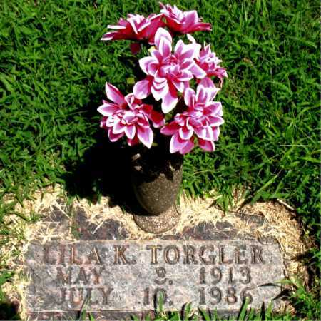 TORGLER, LILA K - Boone County, Arkansas | LILA K TORGLER - Arkansas Gravestone Photos