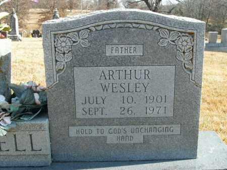CANTRELL, ARTHUR WESLEY - Boone County, Arkansas | ARTHUR WESLEY CANTRELL - Arkansas Gravestone Photos