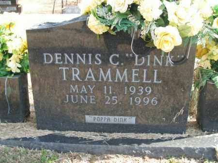 TRAMMELL, DENNIS C. - Boone County, Arkansas | DENNIS C. TRAMMELL - Arkansas Gravestone Photos