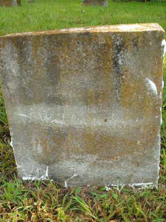 TRAMMELL, J.W. - Boone County, Arkansas | J.W. TRAMMELL - Arkansas Gravestone Photos