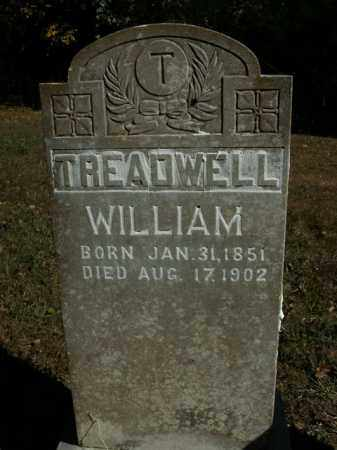 TREADWELL, WILLIAM - Boone County, Arkansas | WILLIAM TREADWELL - Arkansas Gravestone Photos