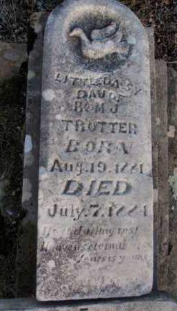 TROTTER, DAISY - Boone County, Arkansas | DAISY TROTTER - Arkansas Gravestone Photos