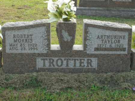 TROTTER, ROBERT MORRIS - Boone County, Arkansas | ROBERT MORRIS TROTTER - Arkansas Gravestone Photos