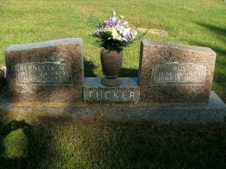 TUCKER, ROY - Boone County, Arkansas | ROY TUCKER - Arkansas Gravestone Photos