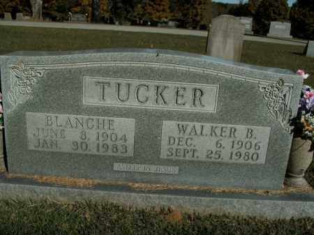 TUCKER, BLANCHE - Boone County, Arkansas | BLANCHE TUCKER - Arkansas Gravestone Photos