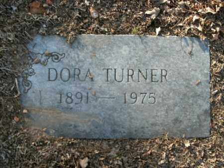 TURNER, DORA - Boone County, Arkansas | DORA TURNER - Arkansas Gravestone Photos