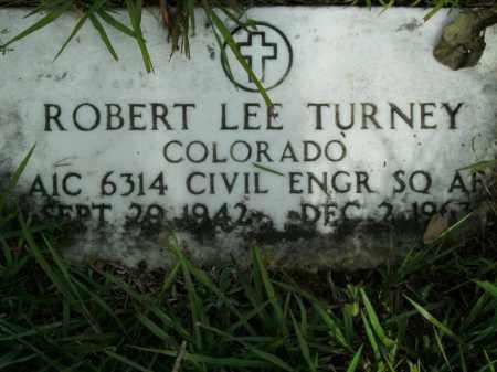TURNEY  (VETERAN), ROBERT LEE - Boone County, Arkansas | ROBERT LEE TURNEY  (VETERAN) - Arkansas Gravestone Photos