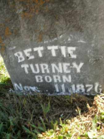TURNEY, BETTIE - Boone County, Arkansas | BETTIE TURNEY - Arkansas Gravestone Photos