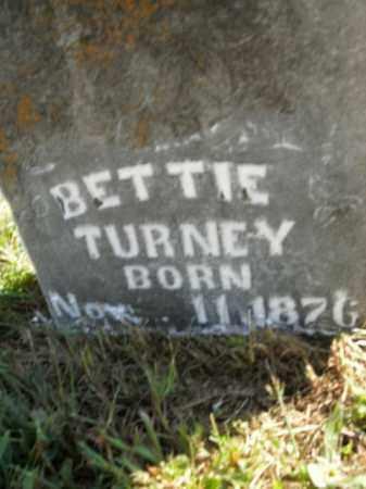 TURNEY, BETTIE - Boone County, Arkansas | BETTIE TURNEY - Arkansas Gravestone Photos