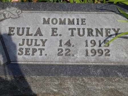 TURNEY, EULA E. - Boone County, Arkansas | EULA E. TURNEY - Arkansas Gravestone Photos