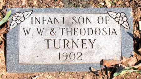 TURNEY, INFANT SON - Boone County, Arkansas | INFANT SON TURNEY - Arkansas Gravestone Photos