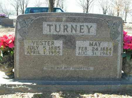 TURNEY, SYLVERTER VANNLEY (VESTER) - Boone County, Arkansas | SYLVERTER VANNLEY (VESTER) TURNEY - Arkansas Gravestone Photos