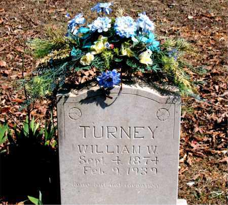TURNEY, WILLIAM W. - Boone County, Arkansas | WILLIAM W. TURNEY - Arkansas Gravestone Photos