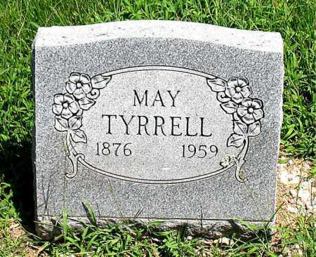 TYRRELL, MAY - Boone County, Arkansas | MAY TYRRELL - Arkansas Gravestone Photos