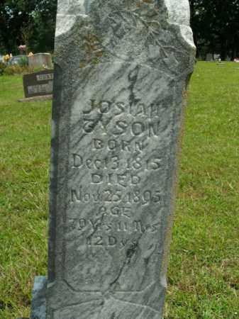 TYSON, JOSIAH - Boone County, Arkansas | JOSIAH TYSON - Arkansas Gravestone Photos