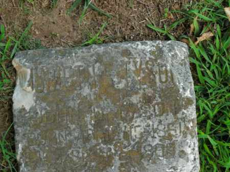 TYSON, UBIETHE - Boone County, Arkansas | UBIETHE TYSON - Arkansas Gravestone Photos