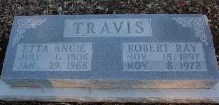 TRAVIS, ROBERT RAY - Boone County, Arkansas | ROBERT RAY TRAVIS - Arkansas Gravestone Photos