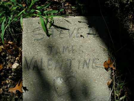 VALENTINE, STEVEN JAMES - Boone County, Arkansas | STEVEN JAMES VALENTINE - Arkansas Gravestone Photos