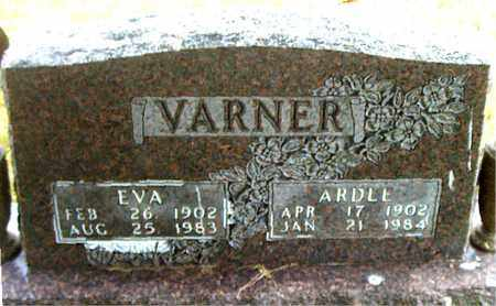 VARNER, JAMES ARDEL - Boone County, Arkansas | JAMES ARDEL VARNER - Arkansas Gravestone Photos