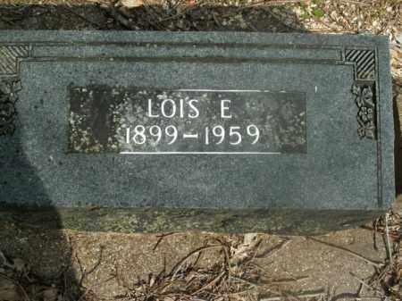 VEACH, LOIS E. - Boone County, Arkansas | LOIS E. VEACH - Arkansas Gravestone Photos
