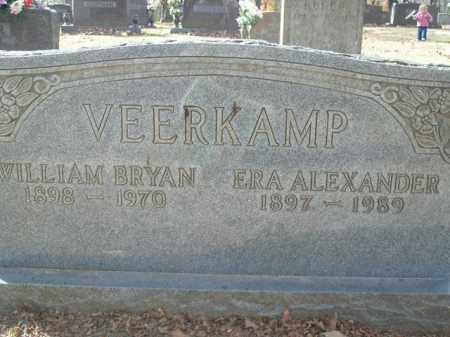 VEERKAMP, ERA LEE - Boone County, Arkansas | ERA LEE VEERKAMP - Arkansas Gravestone Photos