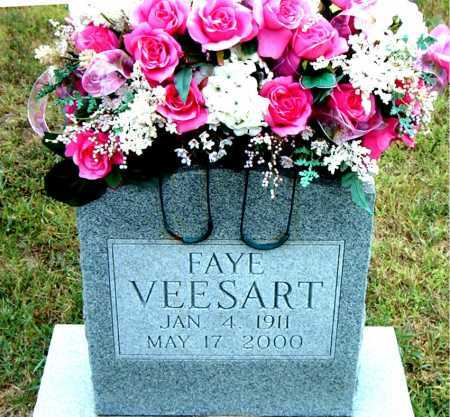 VEESART, FAYE - Boone County, Arkansas | FAYE VEESART - Arkansas Gravestone Photos