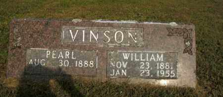VINSON, PEARL - Boone County, Arkansas | PEARL VINSON - Arkansas Gravestone Photos