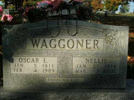 WAGGONER, NELLIE JANE - Boone County, Arkansas | NELLIE JANE WAGGONER - Arkansas Gravestone Photos