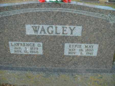 WAGLEY, EFFIE MAY - Boone County, Arkansas | EFFIE MAY WAGLEY - Arkansas Gravestone Photos
