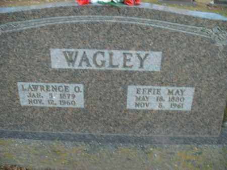 WAGLEY, EFFIE MAY - Boone County, Arkansas | EFFIE MAY WAGLEY - Arkansas Gravestone Photos