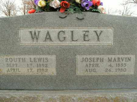 WAGLEY, JOSEPH MARVIN - Boone County, Arkansas | JOSEPH MARVIN WAGLEY - Arkansas Gravestone Photos